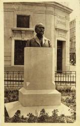 Monument à Hippolyte Taine – Vouziers (fondu)