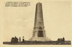 Monument aux soldats australiens de 14-18 – Pozières