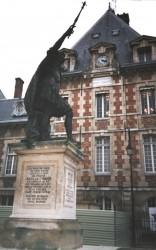 Monument à Henri IV – Charenton-le-Pont
