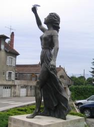 Monument à la République – Poligny