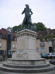 Monument au général Travot – Poligny