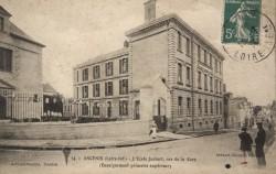 Monument à Joubert ? – Ancenis