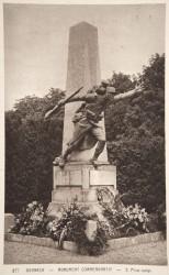 Monument aux morts de 14-18 – Dornach