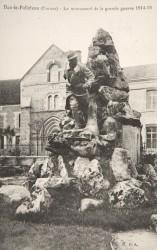 Monument aux morts de 14-18 – Dun-le-Palleteau