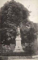 Monument aux morts de 14-18 – Ecueil