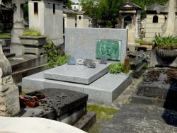 Tombe de la famille Lu Chakwan – Cimetière du Père-Lachaise – Paris (75020)