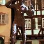 Le Pipeur de mésanges, ou Meiselocker, ou Monument à Arnold et Schuler - Strasbourg - Image1