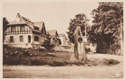 Monument à Émile Cardot – Rue de Lachaud – Meymac (remplacé)