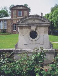 Monument à A. Havard – Neuville-Bosc