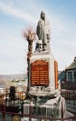 Monument aux morts de 14-18 – Besse