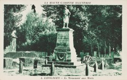 Monument aux morts de 14-18 – Longages