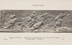 Monument aux morts de 14-18 – Lux