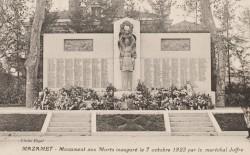 Monument aux morts de 14-18 – Mazamet