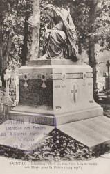 Monument aux morts de 1870 et 14-18 – Saint-Lô