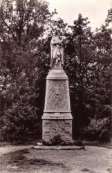 Vierge libératrice – Rougemont-le-Château