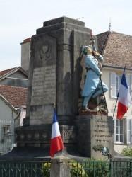 Monument aux morts  – Eclaron