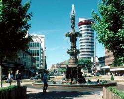 Fontaine monumentale – La Chaux de Fonds