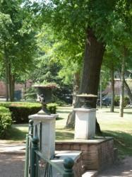 Vases (paire) – Parc Napoléon – Thionville