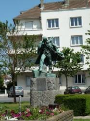 Monument à Victor Hugo – Thionville