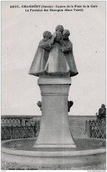 Fontaine des colimaçons – Chambéry
