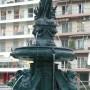 Fontaine à la nymphe et aux griffons (la Source)  - Patras - Image1