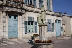 Fontaine Jeanne d'Arc – Demange-aux-Eaux
