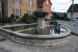 Fontaine aux sirènes – Allenjoie