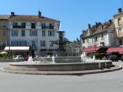 Fontaine – Place des Terreaux – Belley