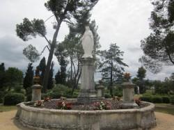 Vierge – Notre-Dame de Marceille – Limoux