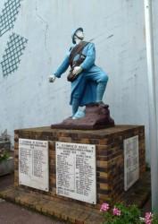 Monument aux morts – Blénod-lès-Pont-à-Mousson