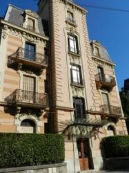 Marquises et balcon – Villa Regina – Aix-les-Bains