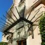 Marquises et balcon - Villa Regina - Aix-les-Bains - Image2
