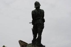 Statue du colonel Moll – Vitry-le-François