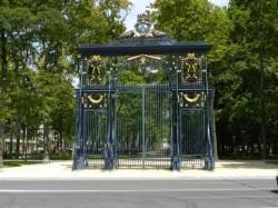 Grille – Porte de Paris – Reims