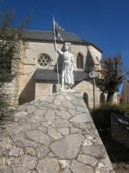 Jeanne d'Arc – Villeneuve