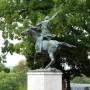 Monument à La Fayette - Jardin Boufflers - Metz - Image4