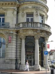 Grille – Place d'Armes – Vitry-le-François