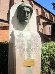 Médaillon Bourdelle  – Montauban
