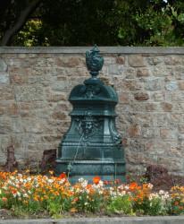 Fontaine de cour – Dinard