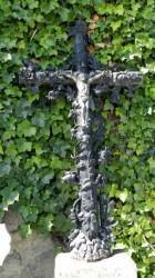 Croix – Cimetière Eglise St-Pierre – Le Mont-Saint-Michel