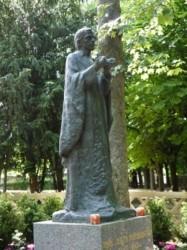 Père Jerzy Popieluszko – Issy-les-Moulineaux