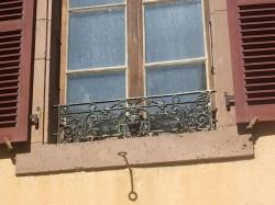 Appuis de fenêtre au lion – Belfort