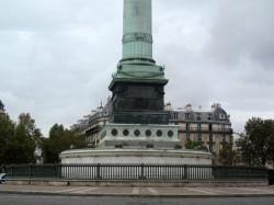 Clôture de la Colonne de Juillet – Paris