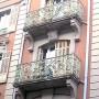 Balcons et ornement urbain - Belfort - Image3