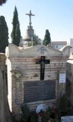 Tombe Levêque – fondeur de cloches – cimetière – Montauban