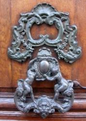 Heurtoir de porte – Paris (75006)