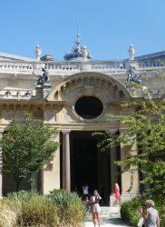 Groupes d'enfants musiciens (2) – Jardin du Petit Palais (sud) – Paris (75008)