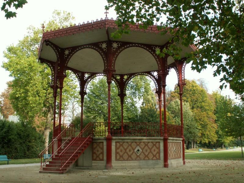 Kiosque musique jardins de la patte d oie reims - Jardin de catherine reims ...