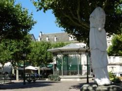 Kiosque à musique – Aix-les-Bains