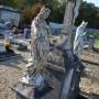 Cimetière (2/3) - Statues et urne - Louvemont - Image6